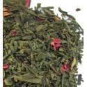 Thé vert en vrac Rose, Lotus, Fleur d'oranger, Fleur de cerisier -Thé vert ÉLYSÉES - Compagnie Anglaise des Thés