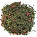Thé vert Rose, Lotus, Fleur d'oranger, Fleur de cerisier -Thé vert ÉLYSÉES - Compagnie Anglaise des Thés