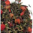 Thé en vrac Orchidée, Fruits rouges - Thé vert ORCHIDÉE - Compagnie Anglaise des Thés