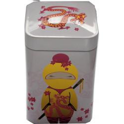 Boîte Ninja Doré