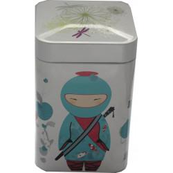 Boîte Ninja Bleu