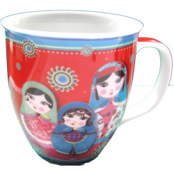 Mug Poupées Russes