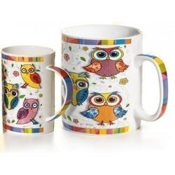Mug Chouettes