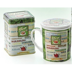Boîte Verte Thés