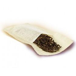 Sachets à thé individuels filtres x100