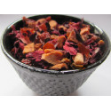 Tasse Infusion HIBISCUS, POMME, ROSE - Infusion ROMANE - Compagnie Anglaise des Thés