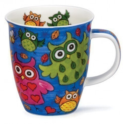 Mug Dunoon Chouette Amies