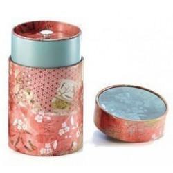 Boîte Japonaise Vintage Rose