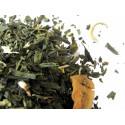 Thé en vrac MIRABELLE, MANGUE - Thé vert SECRETS - Compagnie Anglaise des Thés