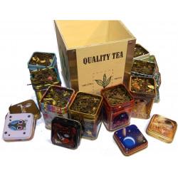 Coffret Cadeau TEA LOVER - Vert