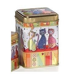 Boîte 3 chats