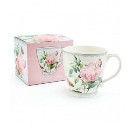 Mug Redoute Rose