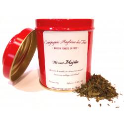 Thé vert MOJITO en boîte