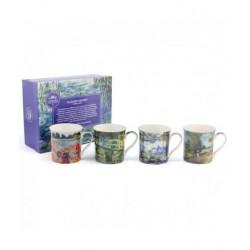 Coffret Mugs Monet