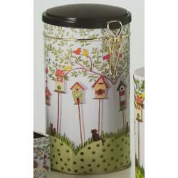 Boîte Maisons Suspendus Cylindrique