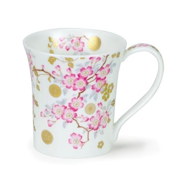 Mug Fleurs cerisier blanc