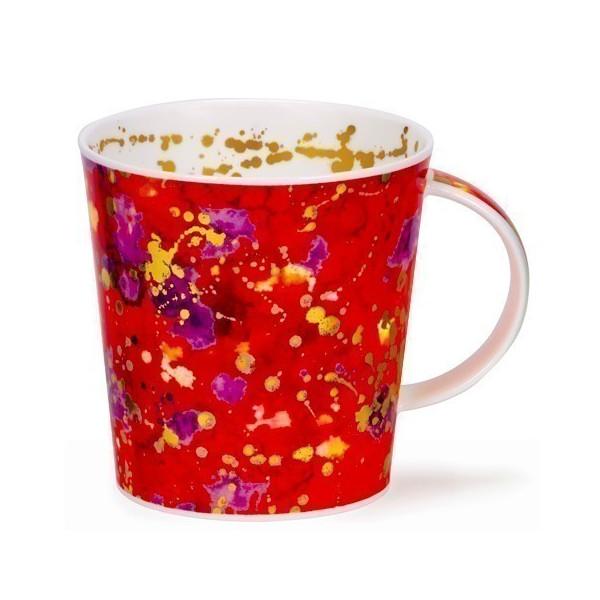Mug Dunoon Inferno Rouge