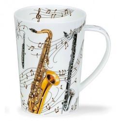 Mug Dunoon Saxophone