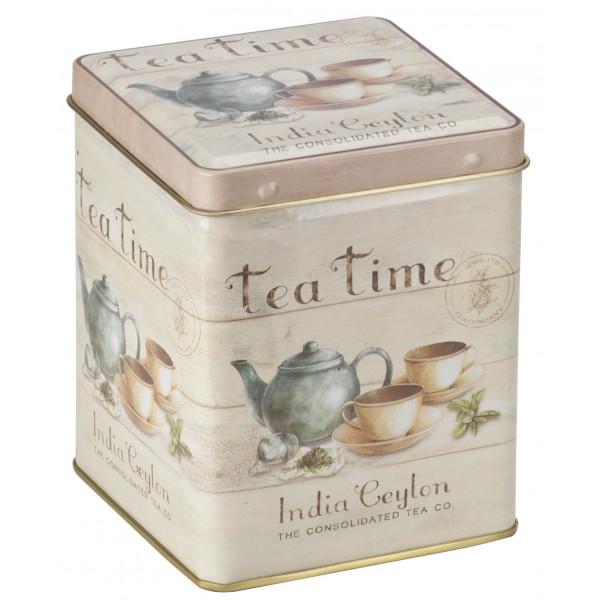 Boîte Tea Time