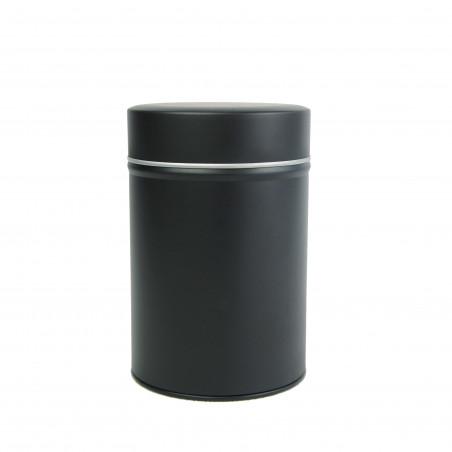 Boîte Cylindrique Noire