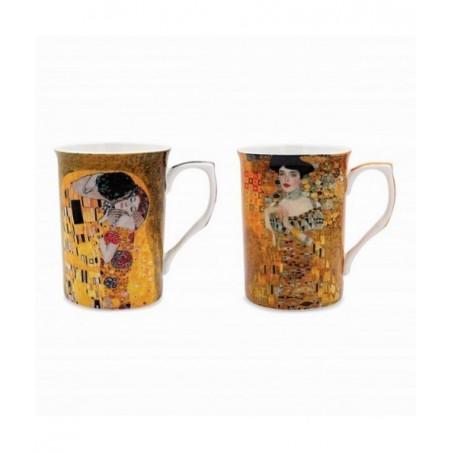 Coffret Mugs Klimt