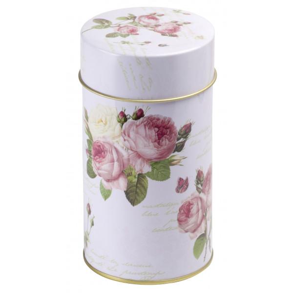 Boîte Cylindrique Rose