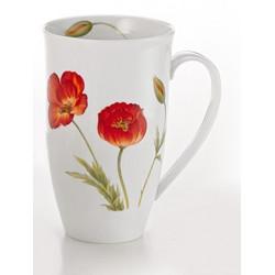 Mug Coquelicot - Compagnie Anglaise des Thés