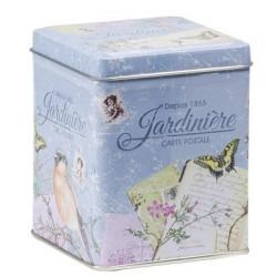Boîte Jardinière - Compagnie Anglaise des Thés