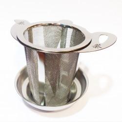 Filtre métal théière