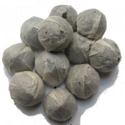 Thé PU-ERH en nids (Tuo Cha)- Thé noir nature de Chine - Compagnie Anglaise des Thés