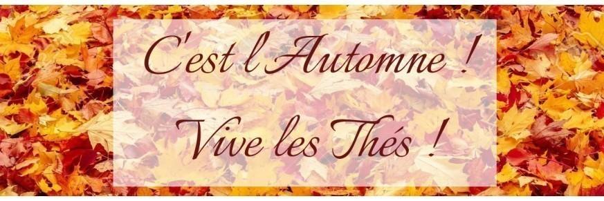 C'est l'automne, Vive LES THES !